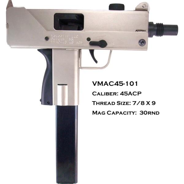 VMAC45 101 Pistol