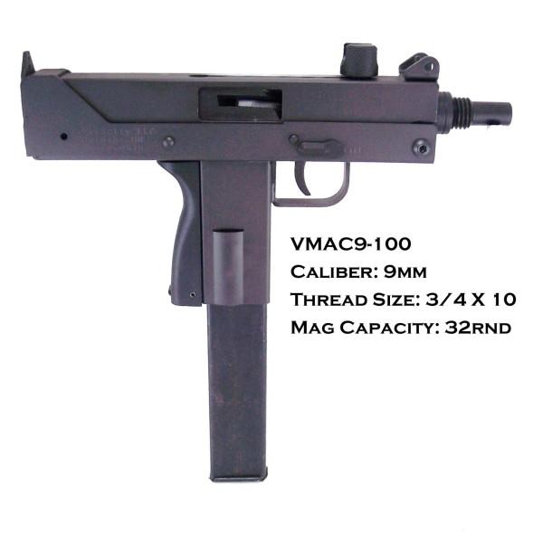 VMAC9-100 Pistol