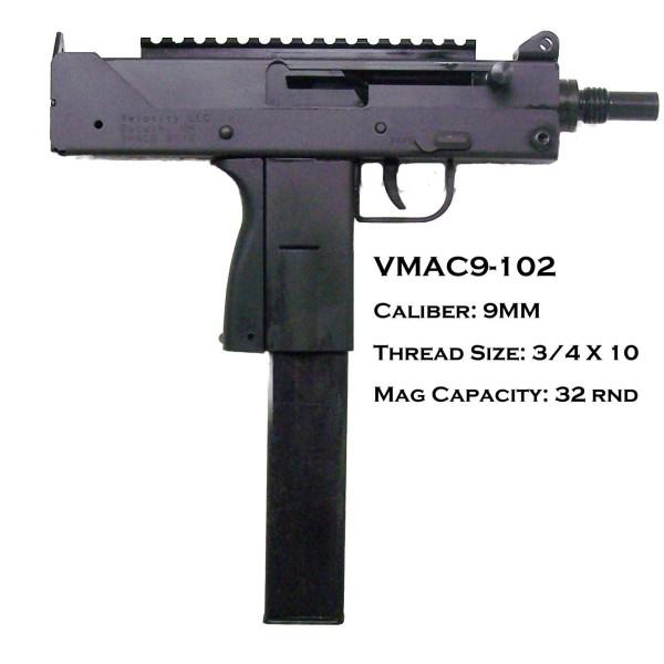 VMAC9-102 Pistol