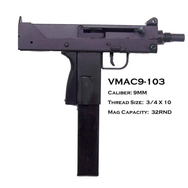 VMAC9-103 Pistol